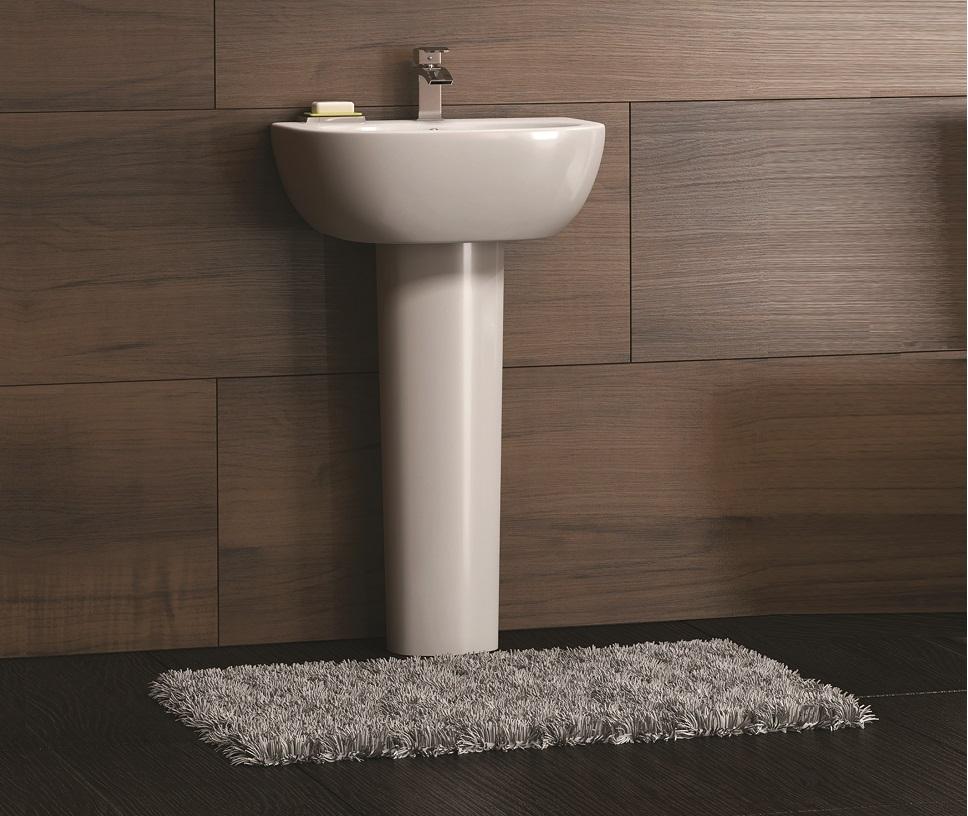 Basins and Pedestals