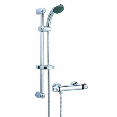 Dune Low Pressure Thermostatic Shower