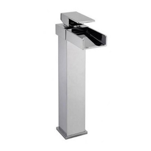 Tall Mono Basin Mixer Tap - Series AO by Voda Design