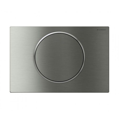 Geberit Sigma10 Lockable Stainless Steel Flush Plate 115.787.SN.5