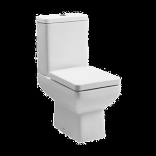 Tavistock Q60 Toilet And Soft Close Seat
