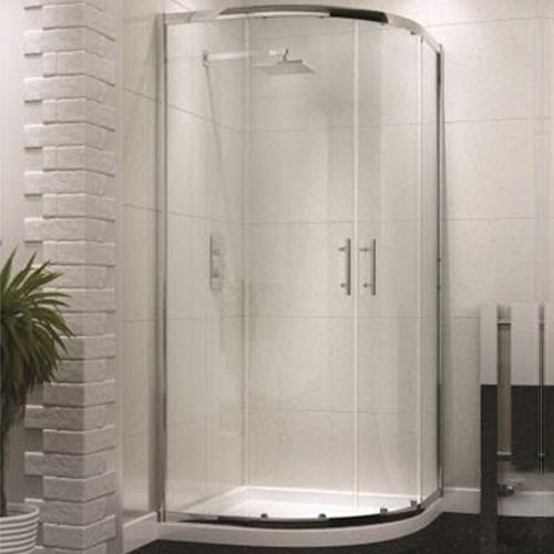 2 Door Quadrant Enclosure - Kaso  6 by Voda Design (6mm Thick)