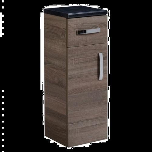Tavistock Courier 300 floor cupboard - havana oak