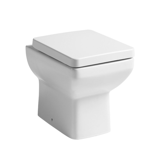 Tavistock Q60 Back To Wall Toilet and Seat
