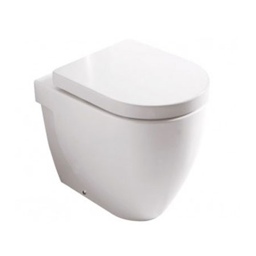 Flero Back to Wall Toilet and Seat by Synergy