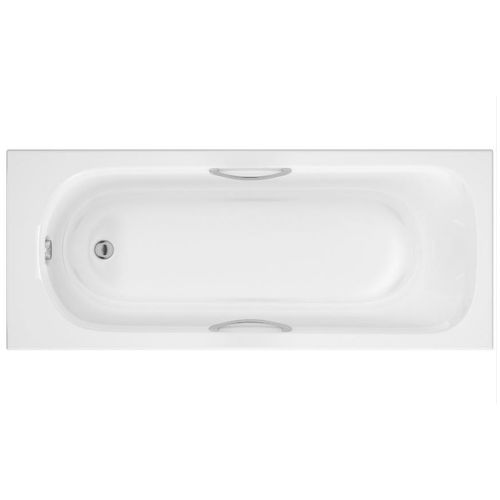 Arley Single Ended Bath Eco with Twin Grip 1700x700mm