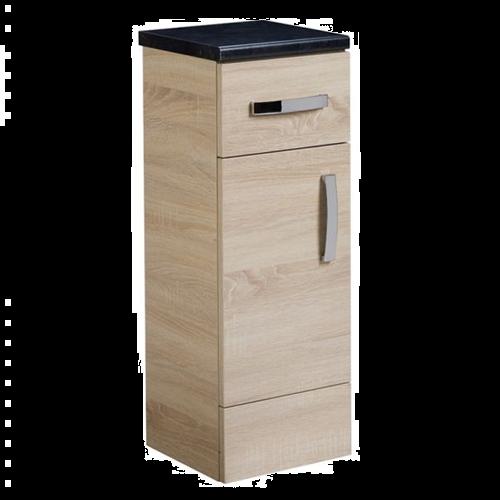 Tavistock Courier 300 floor cupboard - oregon oak
