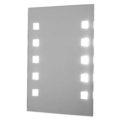 Arley Torside Back Lit 2 x T5 Tubes Pull Cord Illuminated Mirror
