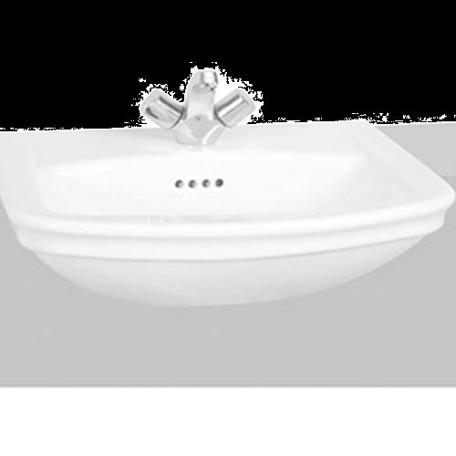 VitrA Serenada 56cm Semi Recessed Basin