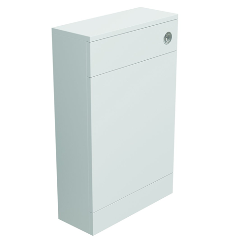 Synergy Lux 500mm WC Unit White/Grey