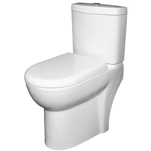 Arley Solus SP580 Compact Toilet With Seat