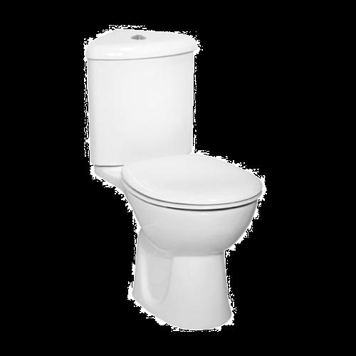 VitrA Layton Close Coupled Corner WC Toilet
