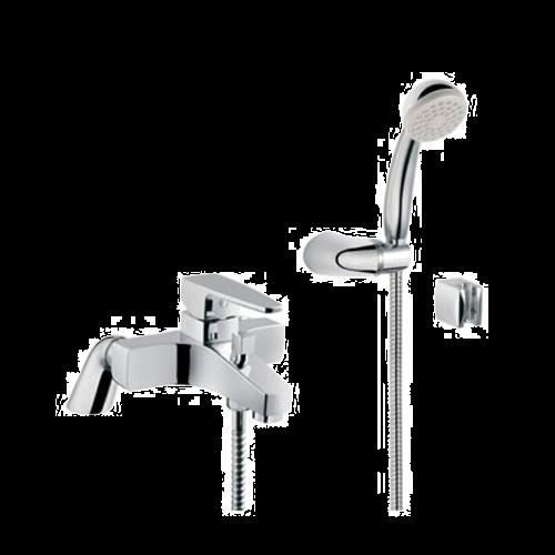 VitrA Q Line Bath Shower Mixer Tap