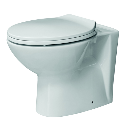 "Arley ""Bog In A Box"" Back to Wall Toilet and Seat"