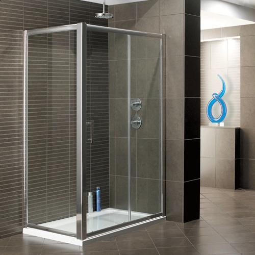 Arley Hydro Sliding Shower Door