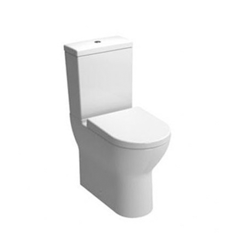 VitrA S50 Comfort Height Fully Back to Wall WC pan with Cistern and Standard Seat