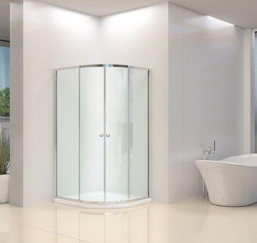 Synergy Vital/Avon 4mm Sliding Door Quadrant Shower Enclosure