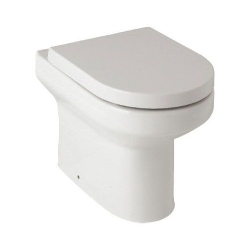 Arley Bijou Series Back To Wall WC Pan with Supreme Soft Close Seat