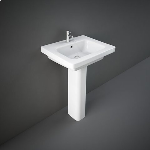 RAK Resort Basin 1TH with Full Pedestal