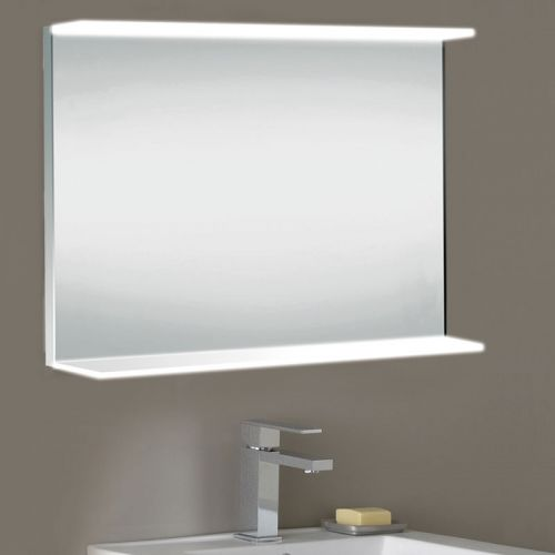 Illuminated Mirror with IR Switch & Demister - Lincoln by Voda Design