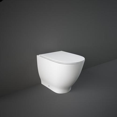 RAK Ceramics Harmony Back to Wall Toilet with Soft Close Seat