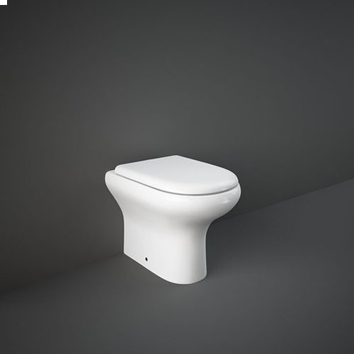 RAK Ceramics Compact Back to Wall Toilet with Soft Close Seat