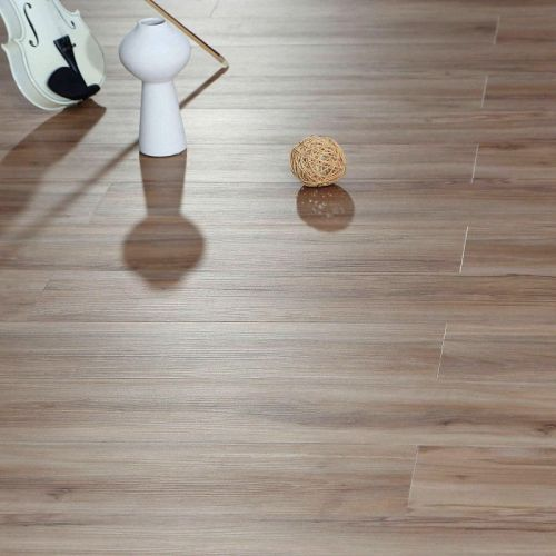 Linea LVT Vinyl Click Floor Panelling - Champagne Oak