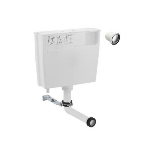 Geberit Concealed Cistern Low Height Dual Flush 109.724.21.1