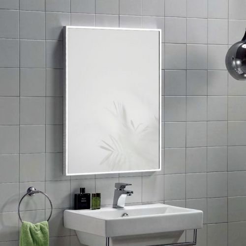 Illuminated Mirror with Demister Technology - Eden by Voda Design