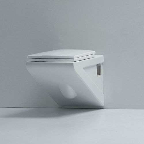 Wall Hung Pan & Soft Close Seat - A10 By Voda Design