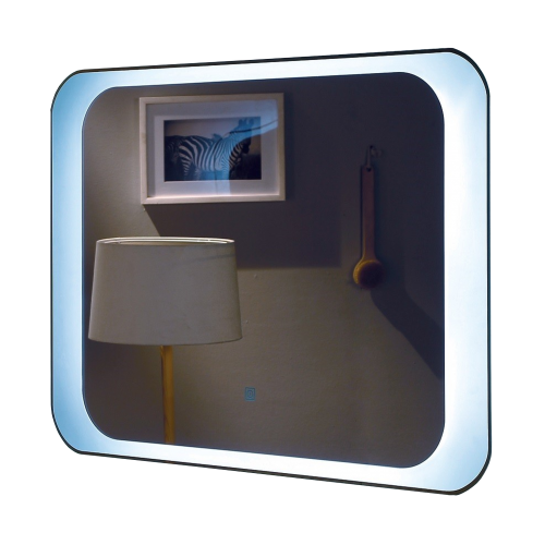 RAK Ceramics Harmony Bluetooth LED Mirror Demister 600x800