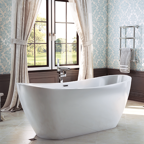 Freestanding Luxury Bath 1830mm Aviana