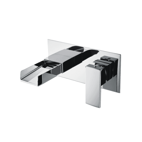Wall Mounted Basin Mixer - Series AO by Voda Design