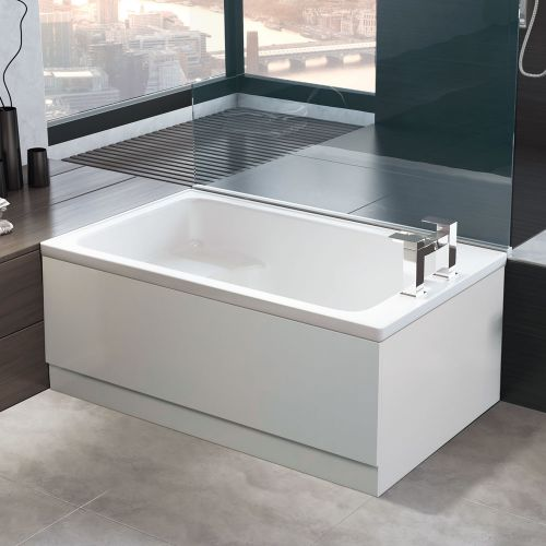 Trojan Kent 1220 x 720mm Single Ended Bath