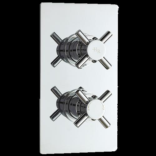 Hudson Reed Kristal Concealed Thermostatic Shower Valve