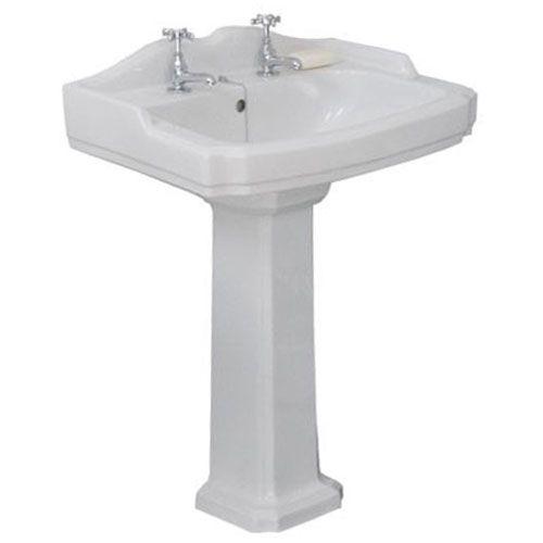 Legend Basin with Pedestal