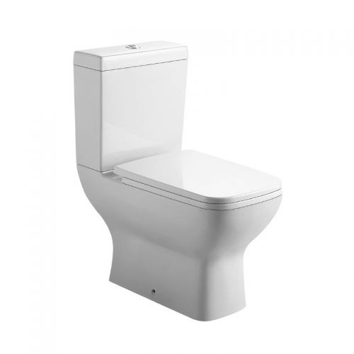 Synergy Bela Close Coupled Toilet with Soft Close Seat