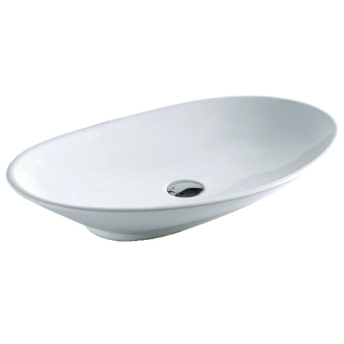 Pearl 680mm Countertop Basin By Voda Design