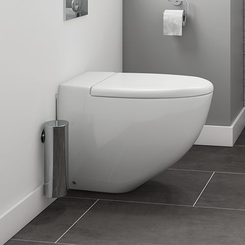 Back To Wall Pan & Soft Close Seat - C20 By Voda Design