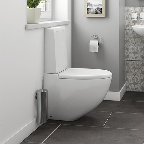 Close Coupled Fully Back To Wall Pan, Cistern & Seat - C20 By Voda Design