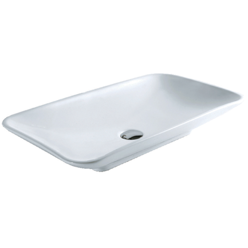 Synergy Madeline Counter Top Basin 700 x 125mm