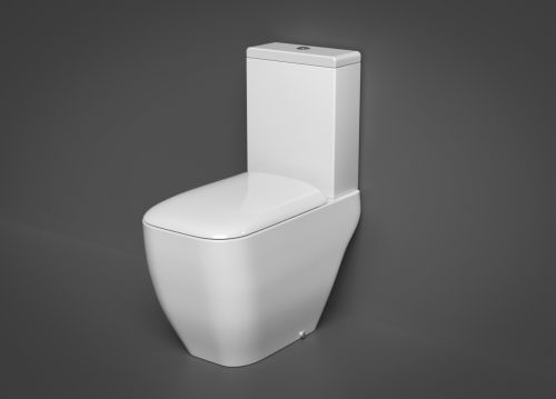 RAK Metropolitan Full Access WC Pack with Soft Close Seat (Urea)