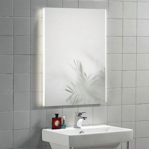 Illuminated Mirror with Demister Technology - Polaris by Voda Design