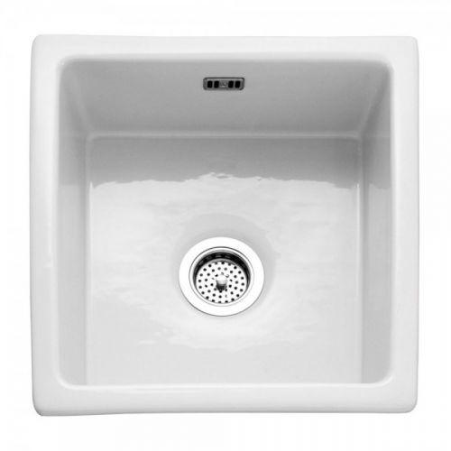 RAK Ceramics Gourmet Kitchen Sink 6 with Waste, Overflow Plumbing Kit and Fixing Plate