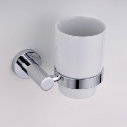 RAK Ceramics Sphere Tumbler and Holder