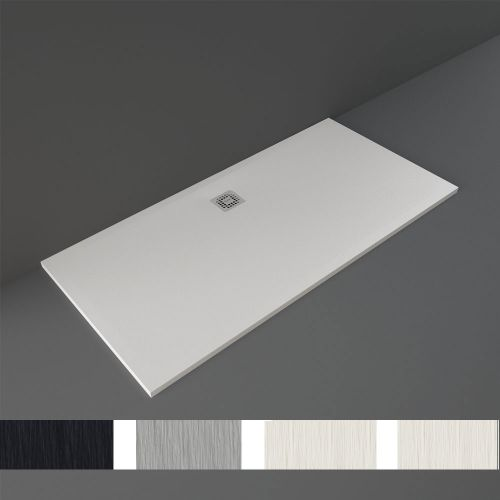 Rak Feeling Bath Tub Replacement White Shower Tray