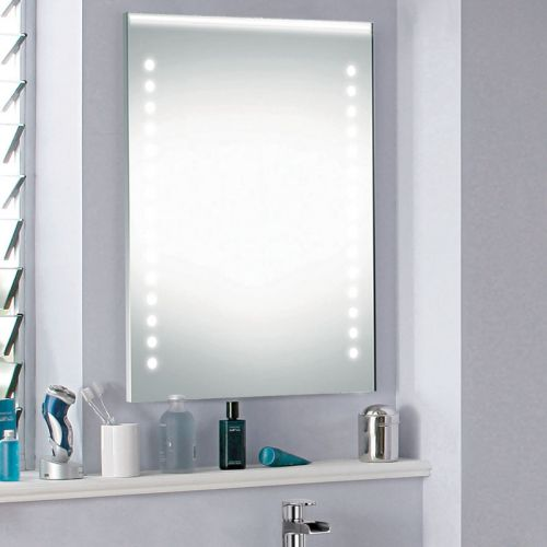 Mirror 102 With IR Switch & Demister - By Voda Design