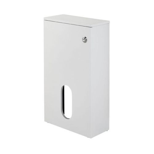 Salona 500mm WC Back To Wall Unit - White