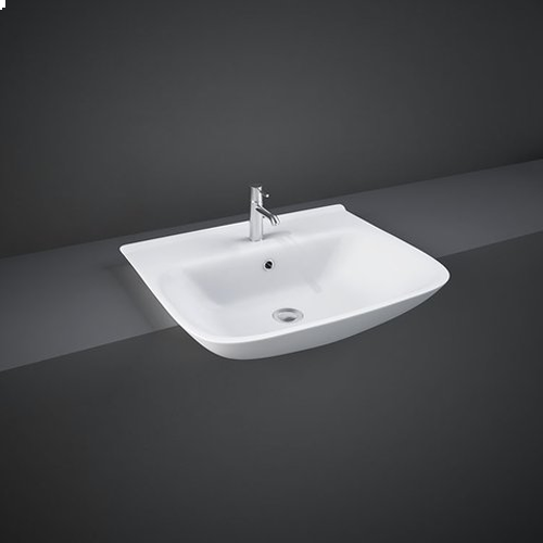 RAK Ceramics Origin 62 Semi-Recessed Basin