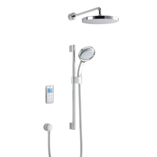 Mira Vision Dual Rear Fed Shower With Wireless Digital Control 1.1797.103 -  High Pressure